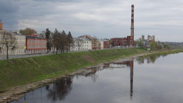 Dike of Daugavpils