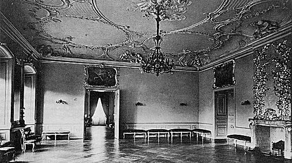 Jelgava palace interior