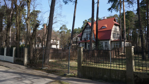Villas of Mežaparks