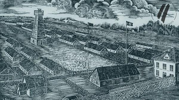 Salaspils prison camp