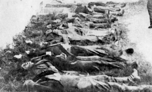 Victims of the Soviet genocide in Latvia