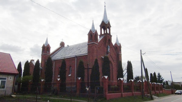 Catholic Church of Blessed Virgin Mary