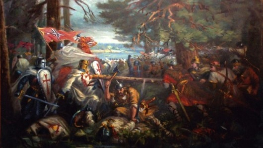 Battle of Durbe by V. Norkus