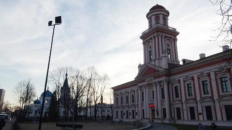 Baroque Academia Petrina of Jelgava