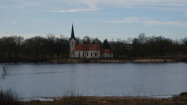 Koknese church