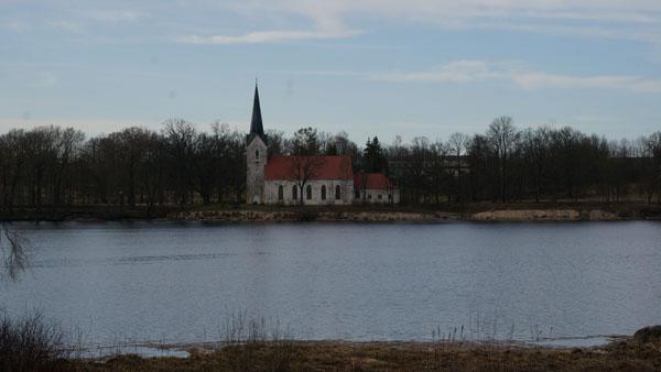 Koknese church