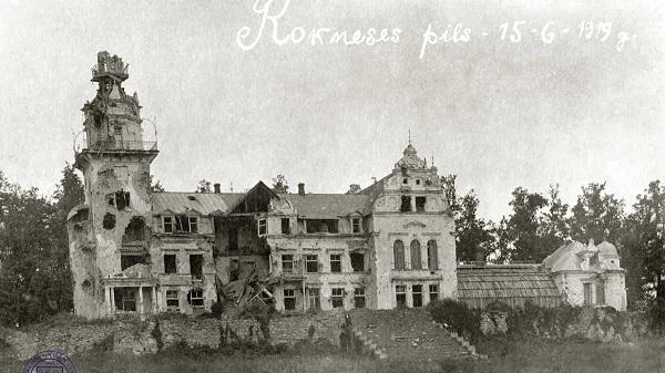Koknese Palace