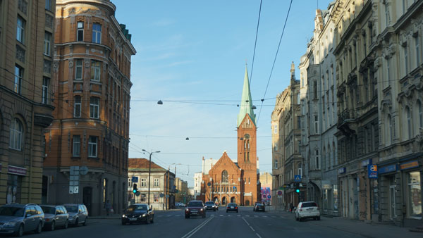 Church in Riga Centrs