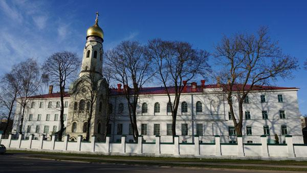 Grebenščikova Old Believer monastery