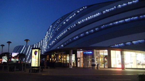 Riga plaza shopping mall