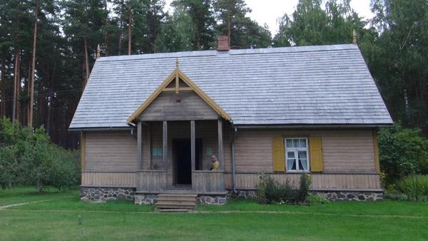 Interwar village home